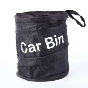 Collapsible Car Bin Water Resistant Litter Waste Rubbish Boat Trash Bag Durable