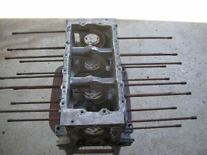 Corvair 65 68 Engine Block 140 Hp T0917rm Degreased Very Clean Manual Trans