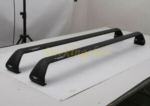 Us For Jeep Wrangler Jl 2018 2019 19 Baggage Luggage Roof Rack Rail Cross Bar