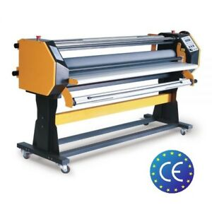 110v 67 Full auto Wide Format Hot Cold Laminating Machine Hot Cold Laminator