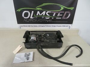 09 15 Cadillac Cts V Oem Gm Rear Differential Cooler Assembly 20792934