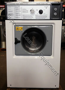 Wascomat Super Junior W105 220v 3ph Reconditioned