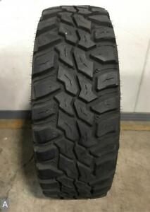 1x Lt285 70r17 Mastercraft Courser Mxt 14 32 Used Tire