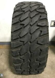 1x Lt33 12 50r20 Sunfull Mont pro Mt781 15 32 Used Tire