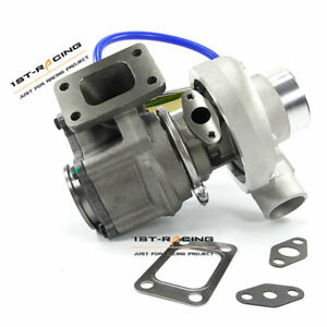 Hx30w Turbo For 95 06 Cummins Industrial Komatsu 4bt Engine Oil Cold 3592015 New
