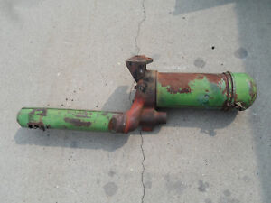 John Deere Tractor Exhaust Pipe Smoke Stack Air Cleaner Filter Housing A B