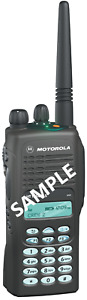 Motorola Ht1250ls Uhf Portable 450 512 Mhz 255ch Dtmf Gmrs new