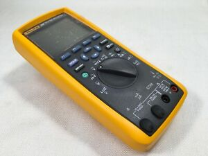 Fluke 289 True Rms Digital Multimeter Industrial Logging Dmm With Accessories