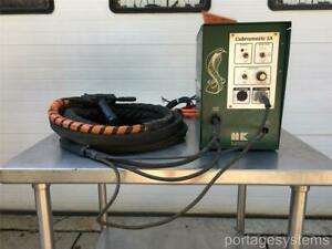 Mk Products Cobramatic Ia Push pull Wire Feeder Mig Welder Miller Lincoln