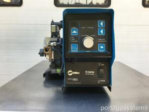 Miller S 75dx 24v Wire Feeder 75 series Lincoln Electric