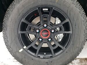 Oem Toyota Trd Pro Tundra 2019 Forged Wheels made By Bbs Japan
