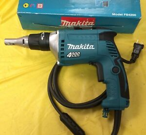 Makita Fs4200 Drywall Screwdriver 6 Amp