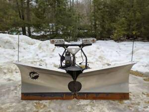 8 5 Extreme V2 Ss Fisher Plow Minute Mount 2 Xv2 8 6 Stainless Steel