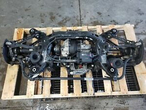 2016 2017 Camaro Ss 6 2 1le 3 73 Rear End Assembly Suspension Irs Gm Oem