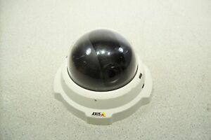 Axis P3301 Poe Security Surveillance Indoor Ip Network Camera Tested Working
