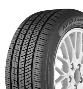 Yokohama Avid Ascend Gt P245 40r18 97v Bsw All Season Tire