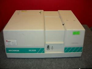Beckman Coulter Du 640b Uv vis Integrated Scanning Spectrophotometer Du640b