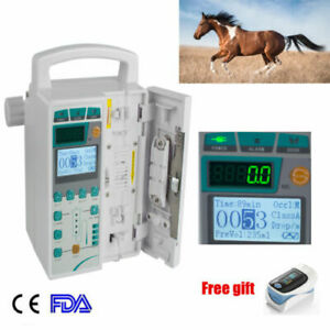 Sale Infusion Pump Iv Fluid Infusion With Audible Alarm For Human vet animal
