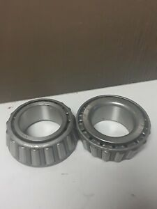 4t 2788 Tapered Roller Bearings Qty 2