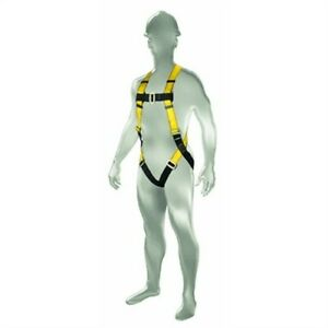 Harness vest style 1 D ring By Safety Works
