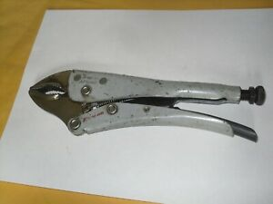 Snap On Lp10wr Curved Jaw W Cutter Locking Pliers Spain