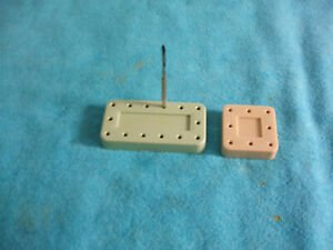 Used Ellman 3 32 Electrode Block stand Protector 2 Pcs
