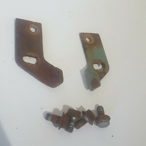66 71 International Scout 800 Tailgate Latches With Original Bolts