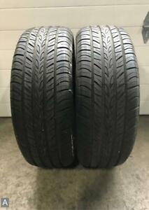 2x P215 55r17 Primewell Valera Sport As 10 32 Used Tires