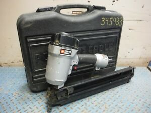 Porter Cable Fr350a 2 3 1 2 Air Pneumatic Round Head Framing Nailer