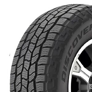 Cooper Discoverer At3 4s P255 70r16 111t Owl All season Tire