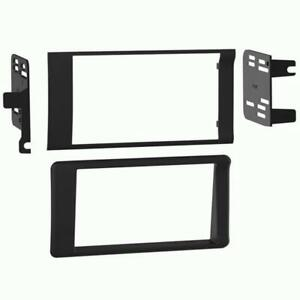 Metra 95 6551 Double Din Dash Kit For Select Dodge Ram Vehicles 1998 2002