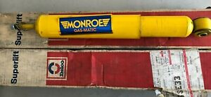 Nos Gm Superlift Shock Absorber Gm 22012053 Delco Monroe 5866 Cadillac Gas matic
