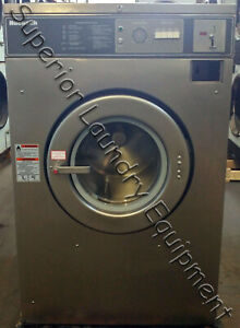 Huebsch Hc35md2 Washer extractor 35lb Coin 220v 1ph Reconditioned