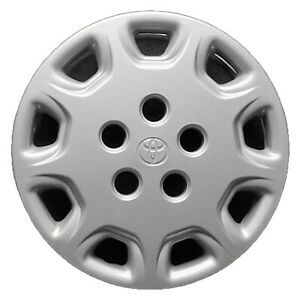 61083 Refinished Toyota Camry 1995 1996 14 Inch Hubcap Wheel Cover