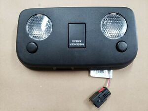 2015 2016 2017 Ford Mustang Gt 5 0 Dome Light Coupe Black Interior Oem