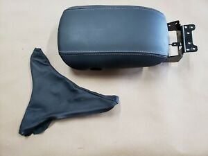 2015 2016 2017 2018 Ford Mustang Gt Gt350 Arm Rest Leather Wrapped E Brake
