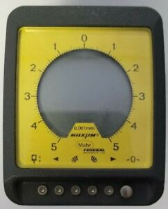 Mahr Maxum Federal Dei 74110 d Maxum Plus 3 4v Digital Indicator