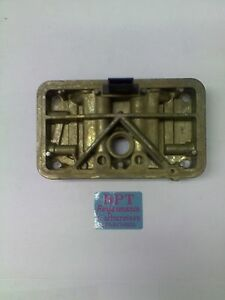 Holley 650 850 Double Pumper Secondary Metering Block Aed Bg Demon Qft