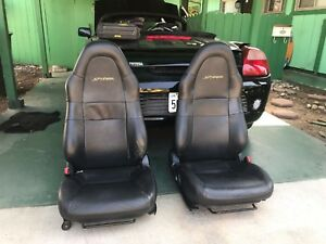 2000 2005 Compatible Oem Toyota Mr2 Spyder Leather Seats