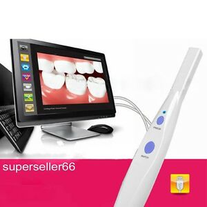 Us Updated Version Dental 5 0 Mp Usb Intraoral Oral Dental Camera Equipment Fda