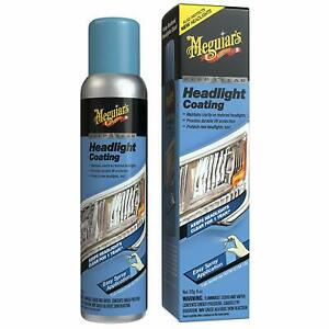 Meguiar S Headlight Coating Clear Lights Automotive Care New Look Uv Protection
