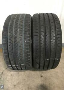 2x Take Off P255 35r19 Barum Bravuris 3hm 10 32 Used Tires