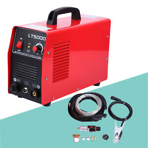 Digital Plasma Cutter Inverter 50a Plasma Cutting Machine Mosfet Dual Voltage