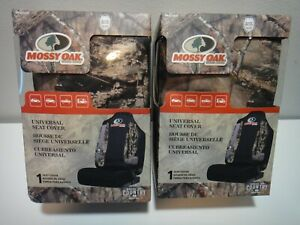 Mossy Oak Country Roots Hunting Camo Lowback Seat Covers For Car Or Trucks