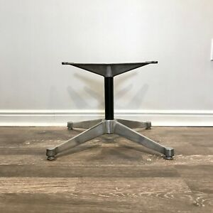 Vintage Mid Century Modern Herman Miller Eames Contract Coffee Table Base Only