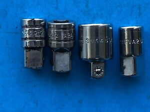 Snap on Sva4 1 2 Drive To 3 8 Drive And Other Socket Adapters Usa