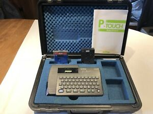 Brother P touch Model Pt 12 15 Labeling System W case
