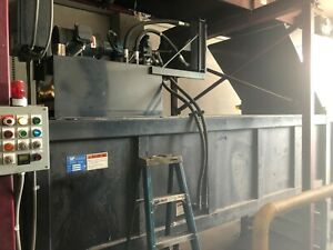 Industrial Trash Compactor Sp Industries Inc M cp 165np
