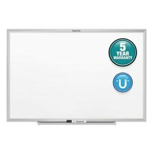 Classic Series Magnetic Whiteboard 96 X 48 Silver Frame