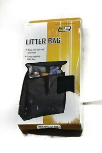 Auto Expressions Litter Bag Black 800001704